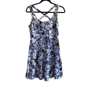 H&M Floral Dress-M